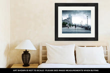 Load image into Gallery viewer, Framed Print, Bund In Shanghai China