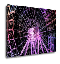 Load image into Gallery viewer, Gallery Wrapped Canvas, Orlando Ferris Wheel