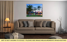 Load image into Gallery viewer, Gallery Wrapped Canvas, Orlando Floridusdowntown Skyline At Eollake