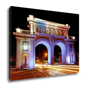 Gallery Wrapped Canvas, Wellcome To In Guadalajara