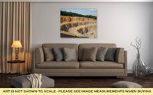 Load image into Gallery viewer, Gallery Wrapped Canvas, Quarry In Poland