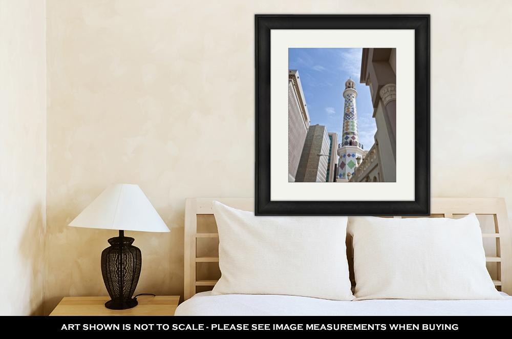 Framed Print, Places Of Bahrain