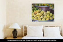 Load image into Gallery viewer, Gallery Wrapped Canvas, Traditional Asian Market