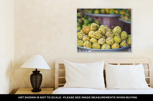 Gallery Wrapped Canvas, Traditional Asian Market