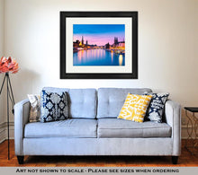 Load image into Gallery viewer, Framed Print, Zurich Switzerland