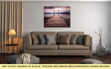 Load image into Gallery viewer, Gallery Wrapped Canvas, Comox Lake Vancouver Island