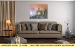 Gallery Wrapped Canvas, St Michael Cathedral In Kiev