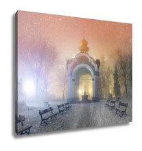 Load image into Gallery viewer, Gallery Wrapped Canvas, St Michael Cathedral In Kiev