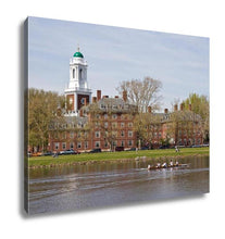 Load image into Gallery viewer, Gallery Wrapped Canvas, Eliot House At Harvard University