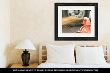 Load image into Gallery viewer, Framed Print, Water Pump