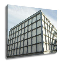 Load image into Gallery viewer, Gallery Wrapped Canvas, The Beinecke Rare Book And Manuscript Library
