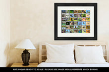 Load image into Gallery viewer, Framed Print, The Fauna In The Park Yala Sri Lanka Safari