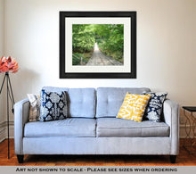 Load image into Gallery viewer, Framed Print, Princeton Nj
