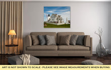 Load image into Gallery viewer, Gallery Wrapped Canvas, Pemaquid Point Lighthouse