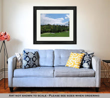 Load image into Gallery viewer, Framed Print, Augustnational Say Amen