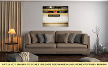 Load image into Gallery viewer, Gallery Wrapped Canvas, Penn Station Subway Nyc