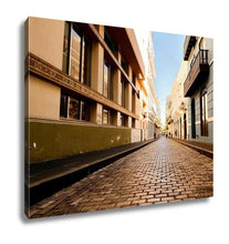 Load image into Gallery viewer, Gallery Wrapped Canvas, Alley The Old City San Juan Puerto Rico