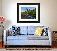 Load image into Gallery viewer, Framed Print, Durham Cathedral