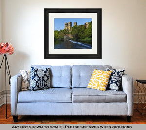 Framed Print, Durham Cathedral