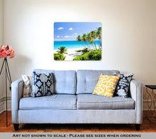Load image into Gallery viewer, Metal Panel Print, Barbados