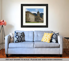 Load image into Gallery viewer, Framed Print, National Capitol Bogota Colombia