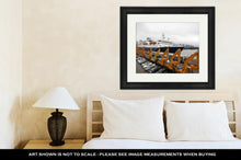 Load image into Gallery viewer, Framed Print, Vladivostok