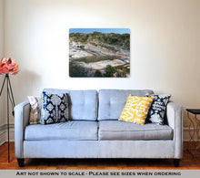 Load image into Gallery viewer, Metal Panel Print, Pedernales Falls State Park Hill Country Texas