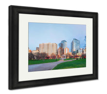 Load image into Gallery viewer, Framed Print, Boston Common Public Park In Boston Ma