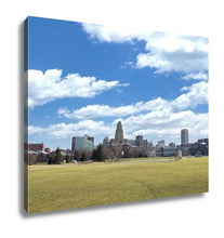 Load image into Gallery viewer, Gallery Wrapped Canvas, Buffalo New York