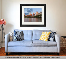 Load image into Gallery viewer, Framed Print, Cleveland