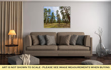 Load image into Gallery viewer, Gallery Wrapped Canvas, Pine Tree Forest In Grand Canyon Arizona