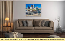Load image into Gallery viewer, Gallery Wrapped Canvas, Columbus Ohio Skyline