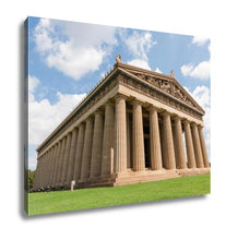 Load image into Gallery viewer, Gallery Wrapped Canvas, Parthenon Replica Nashville