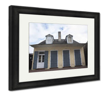 Load image into Gallery viewer, Framed Print, French Quarter Residence