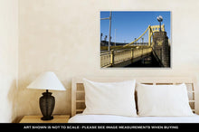 Load image into Gallery viewer, Gallery Wrapped Canvas, Pittsburgh Bridge