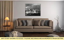 Load image into Gallery viewer, Gallery Wrapped Canvas, Willamette River Waterfront Portland Oregon Downtown City Skyline