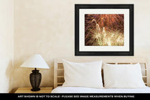 Load image into Gallery viewer, Framed Print, Fireworks