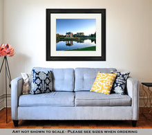 Load image into Gallery viewer, Framed Print, Forest Park Bandstand In St Louis Missouri