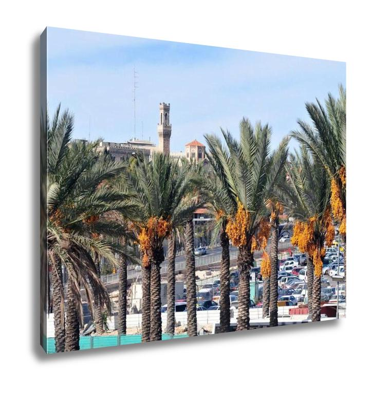 Gallery Wrapped Canvas, Israel Travel Photos Jerusalem