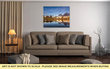 Load image into Gallery viewer, Gallery Wrapped Canvas, St Petersburg Florida USA Downtown City Skyline On The Bay