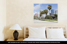 Load image into Gallery viewer, Gallery Wrapped Canvas, Tampas Channelside Drive