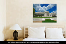 Load image into Gallery viewer, Gallery Wrapped Canvas, Marriner Eccles Federal Reserve Board Building