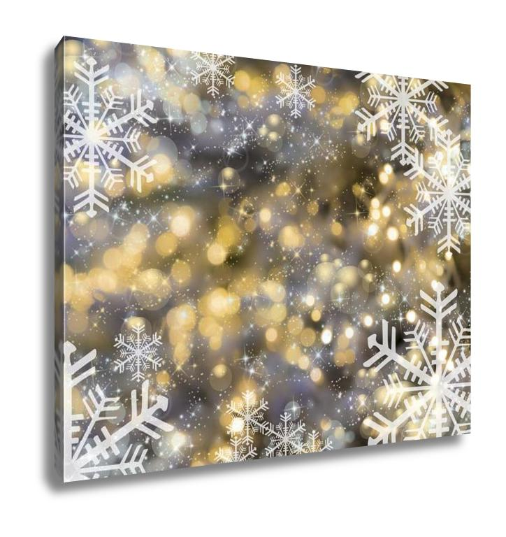 Gallery Wrapped Canvas, Christmas