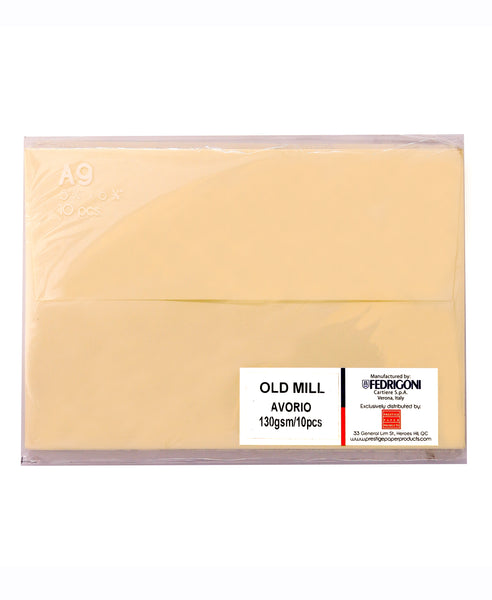 Oldmill Envelopes 10pieces per pack