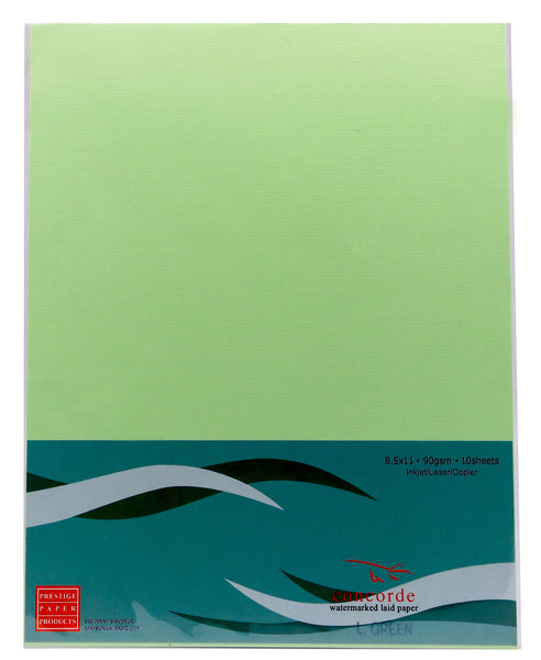 Concorde Laid Specialty Paper 10sheets per pack