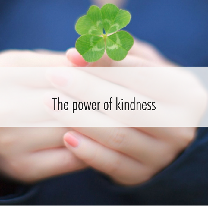 How to have good luck - the power of kindness