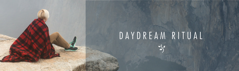 mosami daydream ritual, mindfulness practice for positive mindset using positive psychology techniques