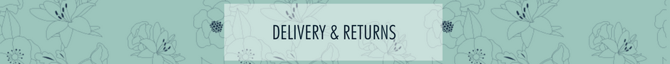 DELIVERY AND RETURNS POLICY