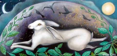 thoughtful Easter gifts with Mosami's New Beginnings hare