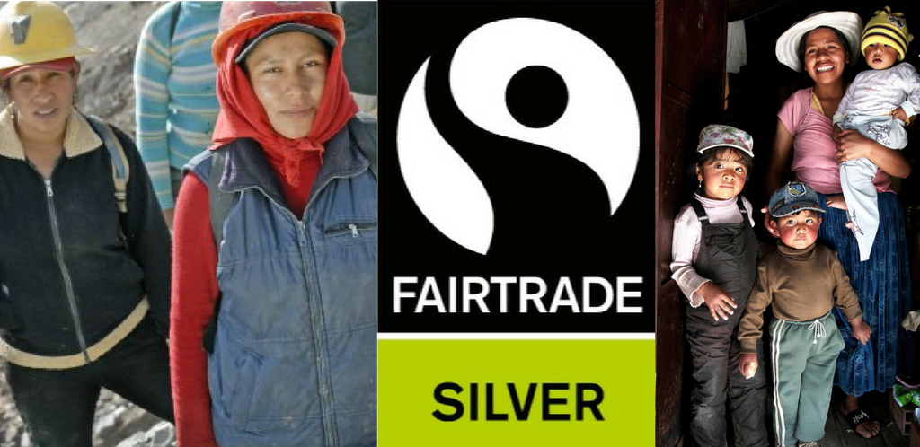 fairtrade silver